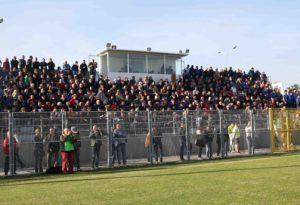 Di fronte a 700 spettatori, pari e patta nel derby del S.Lazzaro. FOTO