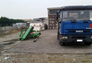 Trovato camion rubato: a bordo attrezzi agricoli di dubbia provenienza