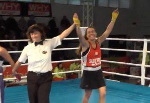 Roberta Bonatti, pugni da urlo: la piacentina è campionessa d'Italia