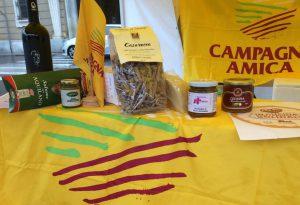 Campagna Amica, al mercato contadino solidarietà per i terremotati del Centro Italia