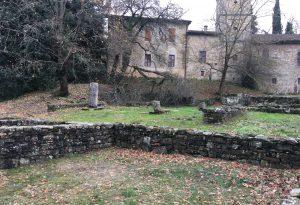 Piante e rami caduti, foro romano di Veleia chiuso fino a domenica. Catastrofe nei boschi