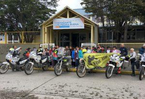Raid for Aid nella Terra del Fuoco. Donati 9mila euro alla scuola di Ushuaia