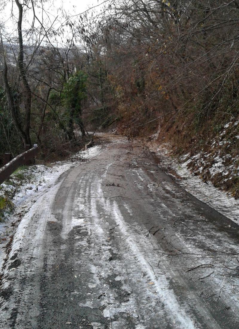 Emergenza maltempo: dopo il ghiaccio torna il pericolo frane