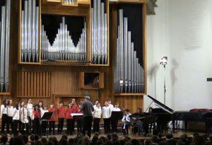 """Concerto al Nicolini. Pedrazzini: """"Avvicina i bambini alla musica"""""""