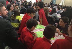 Academy e prima squadra unite per la grande festa: la carica dei 300 del Fiorenzuola. FOTO