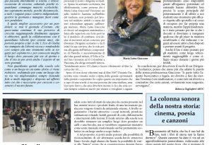 """Oggi con Libertà in edicola """"L'eco di Giulia"""", giornale del liceo Colombini"""