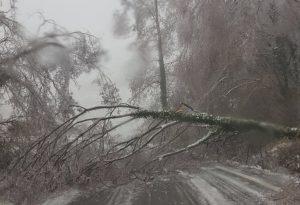 Situazione critica in Alta Valdarda: case isolate, senza energia né segnale telefonico