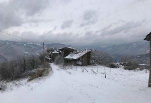 Neve in collina, in città soltanto pioggia. Da domani torna il sole <br>INVIATECI LE VOSTRE FOTO
