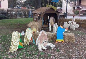 Vandali sacrileghi ad Alseno, decapitati i Re Magi. Cittadini sgomenti