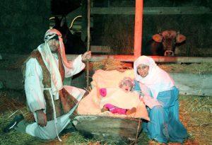 Bettola come Betlemme con il presepe vivente. LE FOTO