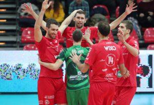 Wixo Lpr Piacenza-Gi Group Monza 3-0. Le foto
