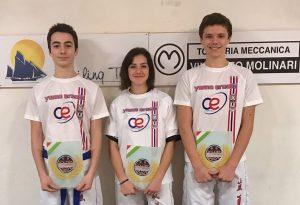 La Yama Arashi brilla al Golden Glove di Conegliano: tre vittorie e nove medaglie