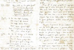Ecco le lettere del maestro Giuseppe Verdi acquistate dal ministero