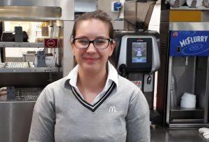 La piacentina Bersani tra i migliori direttori McDonald's nel mondo