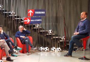 Taugourdeau, Rossini e mister Paganini stasera a Zona Calcio