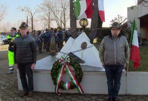 Gli Alpini piacentini ricordano la battaglia di Nikolajewka LE FOTO