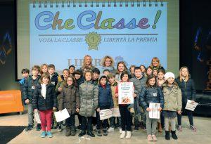 """""""Che Classe"""", le foto della spettacolare premiazione delle scuole"""