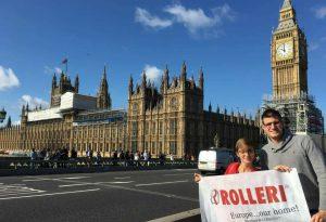 Il regalo per i dipendenti della Rolleri: un week end in una capitale europea