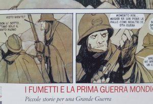 Fumetti sulla Prima guerra mondiale: immagini che raccontano storie umane