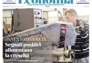 Con Libertà l'inserto dedicato all'economia piacentina: segnali positivi