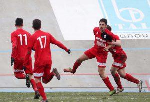 Fiorenzuola-Sangiovannese 2-0