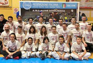 La Yama Arashi fa incetta di successi a Ponzano: 21 medaglie conquistate