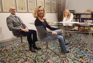 """Con Maria Cristina Ferri, la """"Jane Fonda piacentina"""", e Antonio Vaccari ecco svelati i segreti del pilates"""