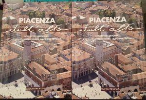 """Presentato il libro """"Piacenza dall'alto"""": ancora oggi si costruisce su linee guida di epoca romana"""