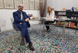 """Il creativo Guglielmoni a """"Nel Mirino"""": """"Piacenza deve diventare virale"""""""
