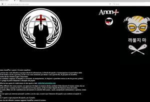 I siti internet di Provincia e Comune di Monticelli sotto attacco hacker