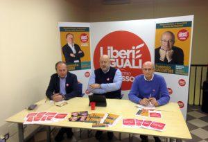 """""""Progresso e lotta a disuguaglianze"""". Ecco i candidati di Liberi e Uguali"""