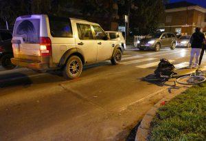 Borgonovo, 85enne in bici investita da un suv. Trasportata all'ospedale