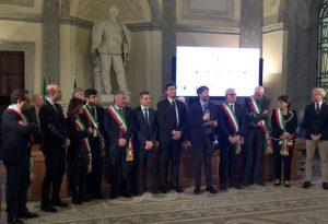"""E' Parma la Capitale italiana della Cultura 2020: """"Pronti a collaborare con Piacenza"""". Il sindaco Barbieri: """"I nostri progetti vanno avanti"""""""