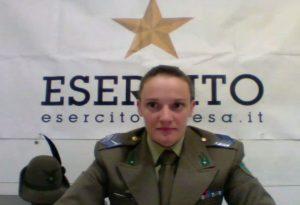 "Vanessa, sei mesi in Afghanistan: ""Crescita umana e professionale"""
