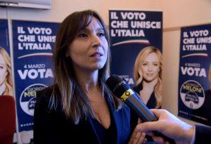 """""""Per la difesa del made in Italy"""": Fratelli d'Italia schiera Ylenia Lucaselli"""