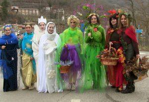 Carnevale: scatti da Podenzano, Vigolzone e Farini