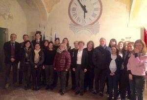 Siglata la storica convenzione: servizi sociali gestiti da 4 Comuni
