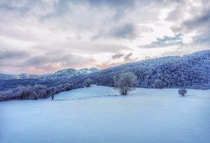 E' arrivata l'ondata di maltempo: neve e temperature a -11° MANDATE LE VOSTRE FOTO