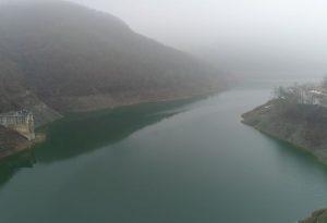 Diga del Molato: raccolto poco più di un milione di metri cubi di acqua