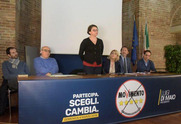 "Spadoni, Movimento 5 Stelle: ""Rimborsi chiariti, restituiti 23 milioni"""