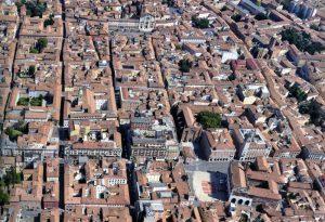 Piacenza vista dall'alto, in un libro le foto che svelano una città sconosciuta