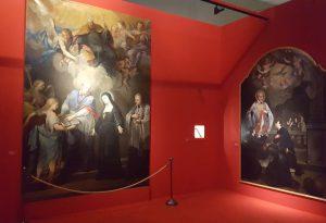 Vincenzo de' Paoli: da tutta Italia per visitare la mostra. Sabato concerto