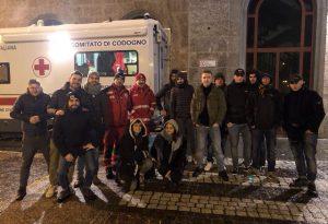 """Gelo, coperte e maglioni per i senzatetto da """"Alternativa Piacenza"""""""