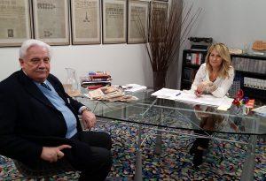 A Nel Mirino, il conte Orazio Zanardi Landi racconta la sua vita di nobile e di imprenditore
