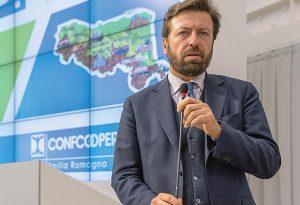 """Confcooperative Emilia Romagna torna a crescere. Milza: """"Ora lotta alla falsa cooperazione"""""""