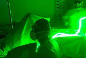 Urologia, arriva il nuovo laser: interventi alla prostata senza chirurgia