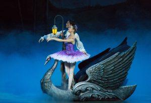 Il balletto Yacobson di San Pietroburgo di scena al Municipale