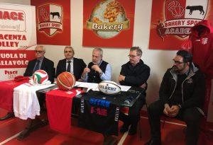 Bakery, Piace Volley e Sitav Lyons tutti insieme per il futuro dei più giovani. VIDEO