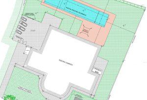 Prevista per giugno l'inaugurazione della nuova piscina scoperta