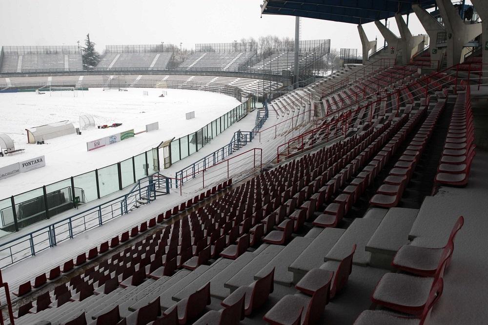 Viterbese-Piacenza e Pro Piacenza-Siena: recupero fissato martedì 3 aprile